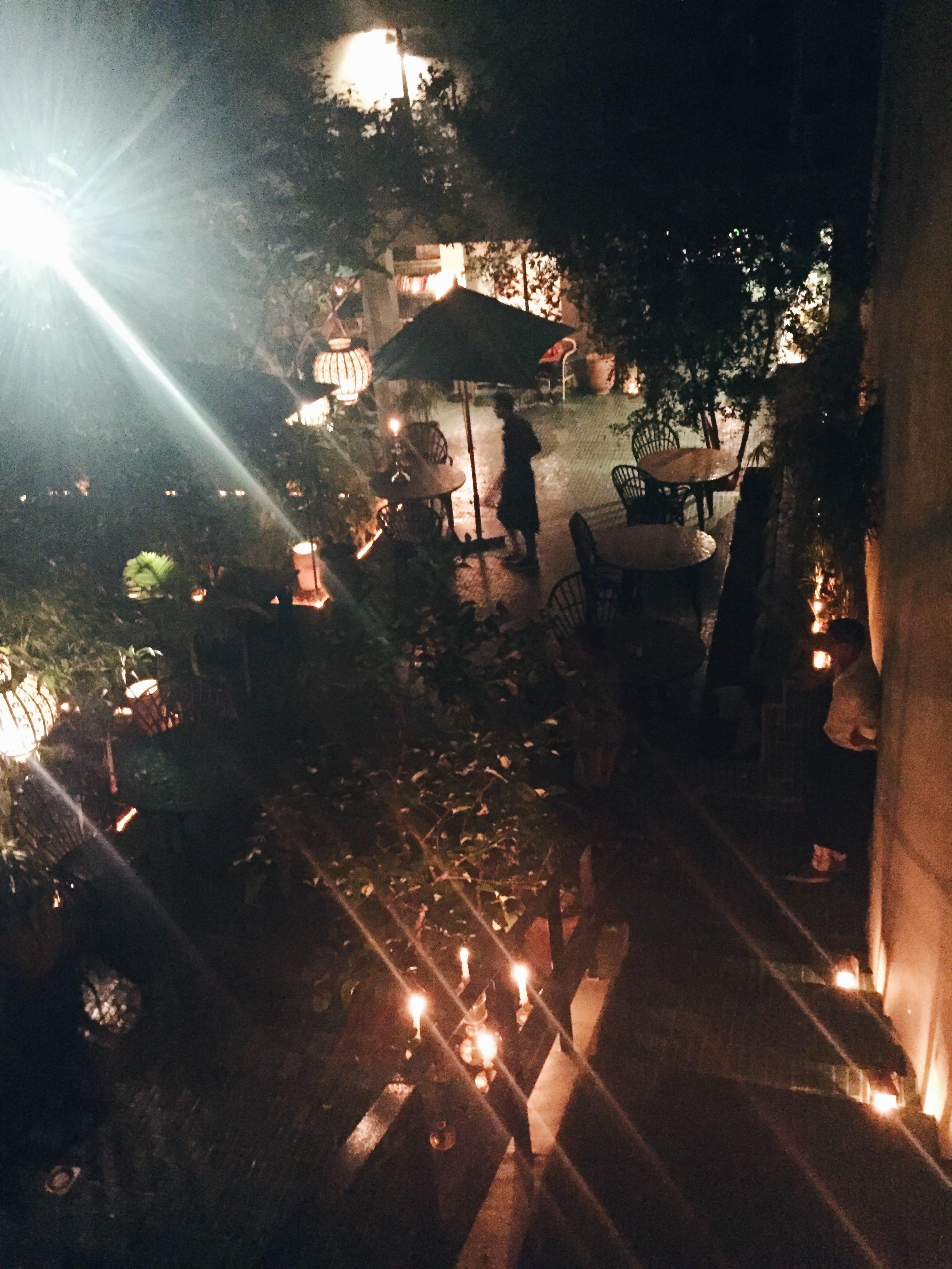 Le Jardin Restaurant in Marrakech