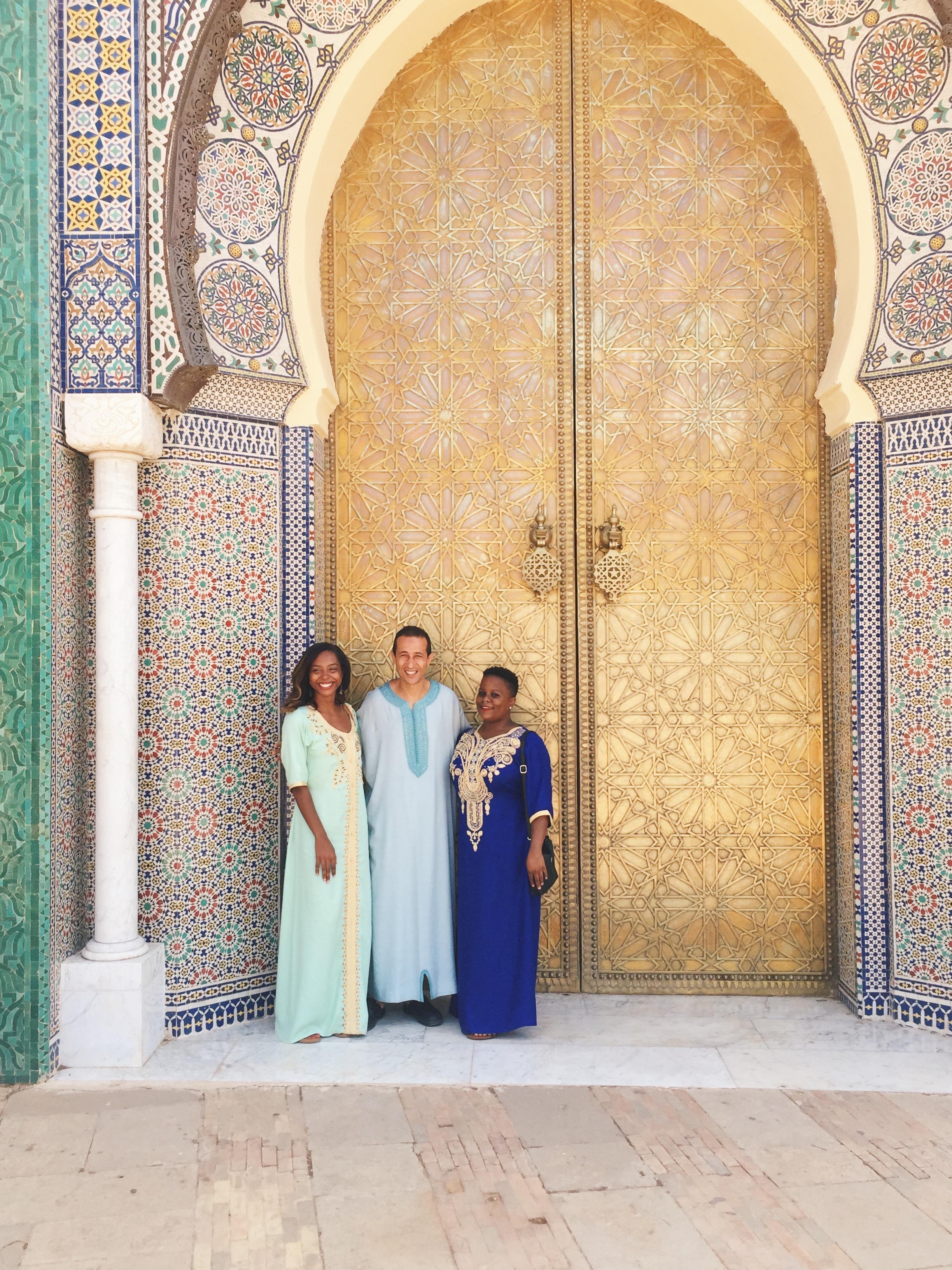 Fes Palace