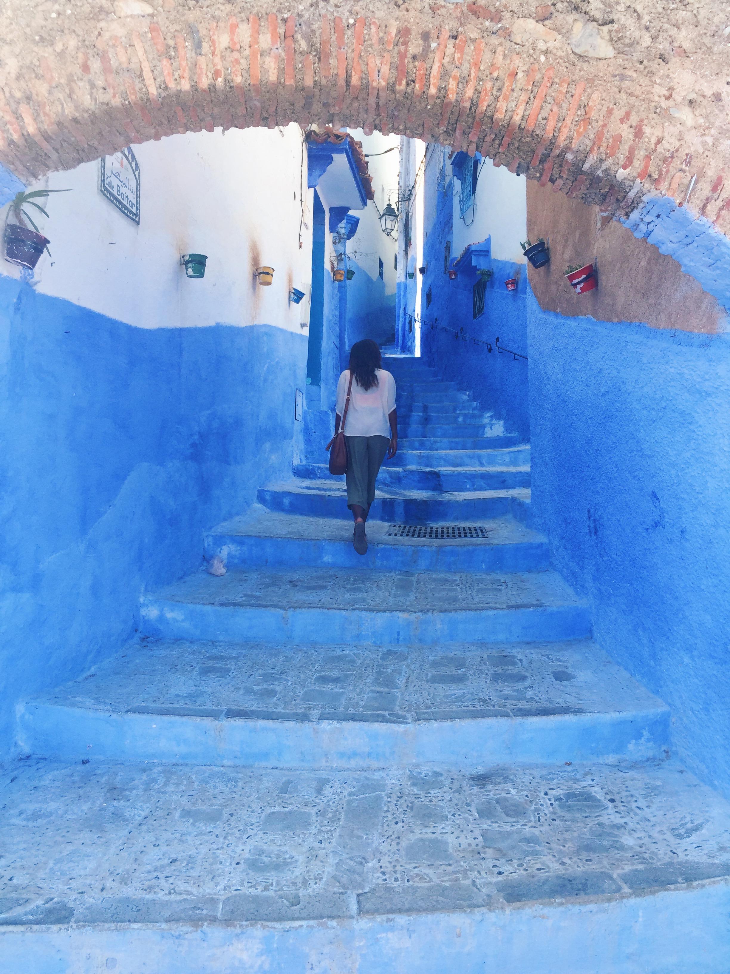 Chefchaouen (Blue City)