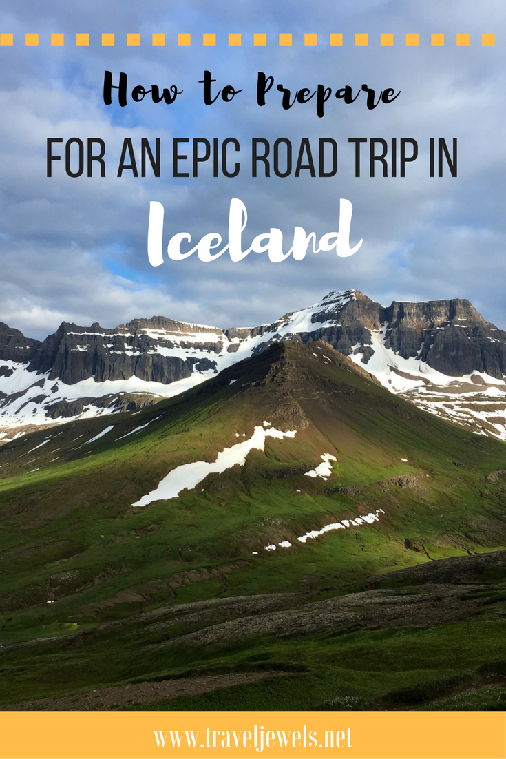 How to Prepare for an Epic Road Trip in Iceland