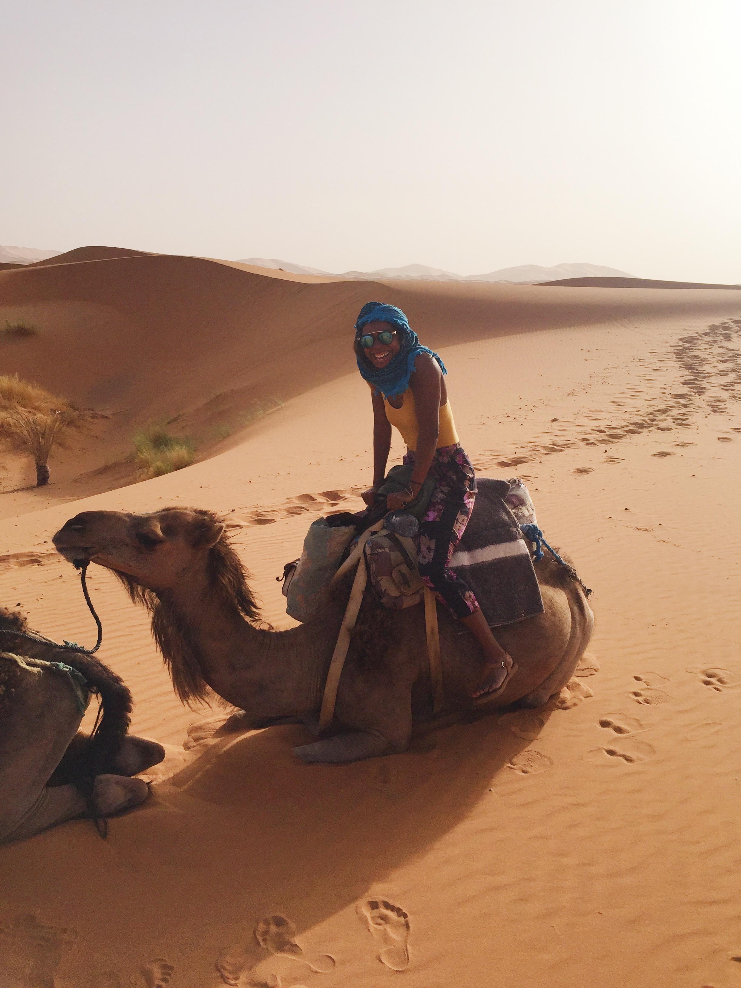 Adventure in the Sahara Desert