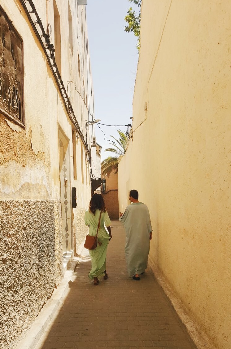 What to Wear in Morocco