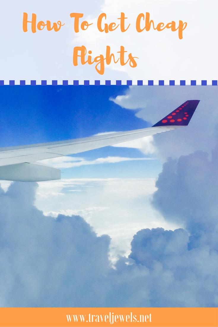 3 Tips to Get Cheap Flight Tickets