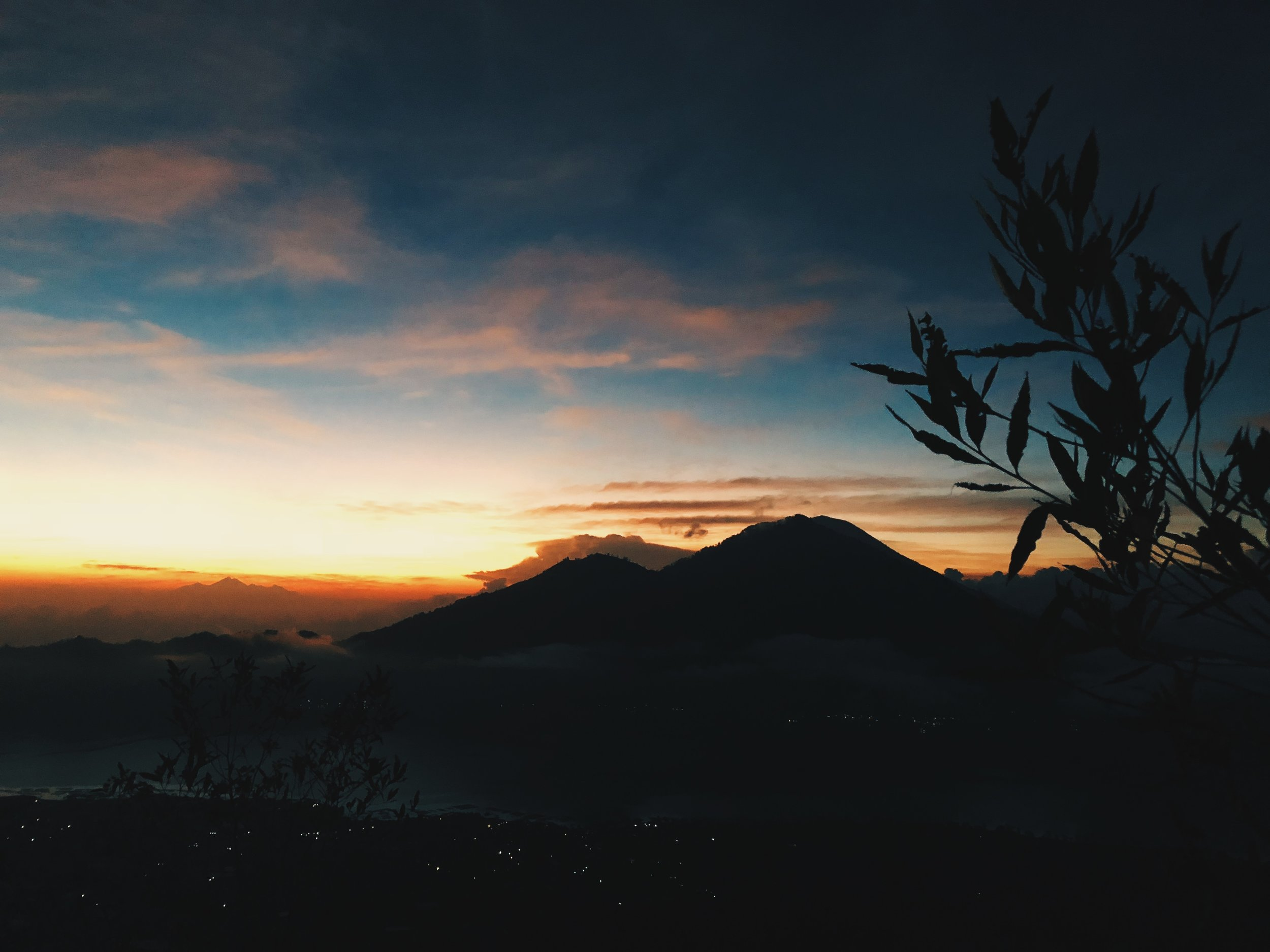Sunrise Trek on Mount Batur