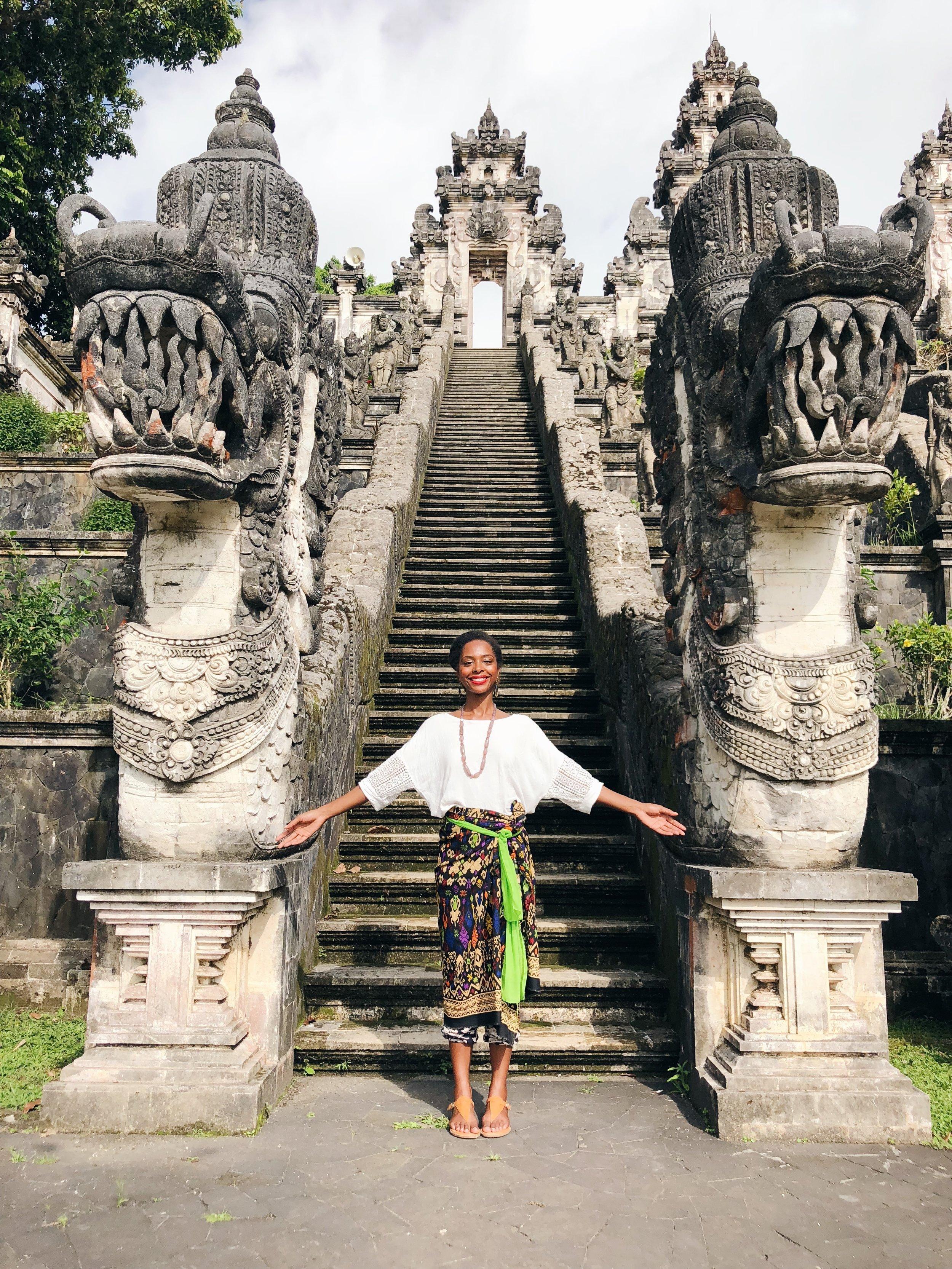 Appropriate Temple Attire
