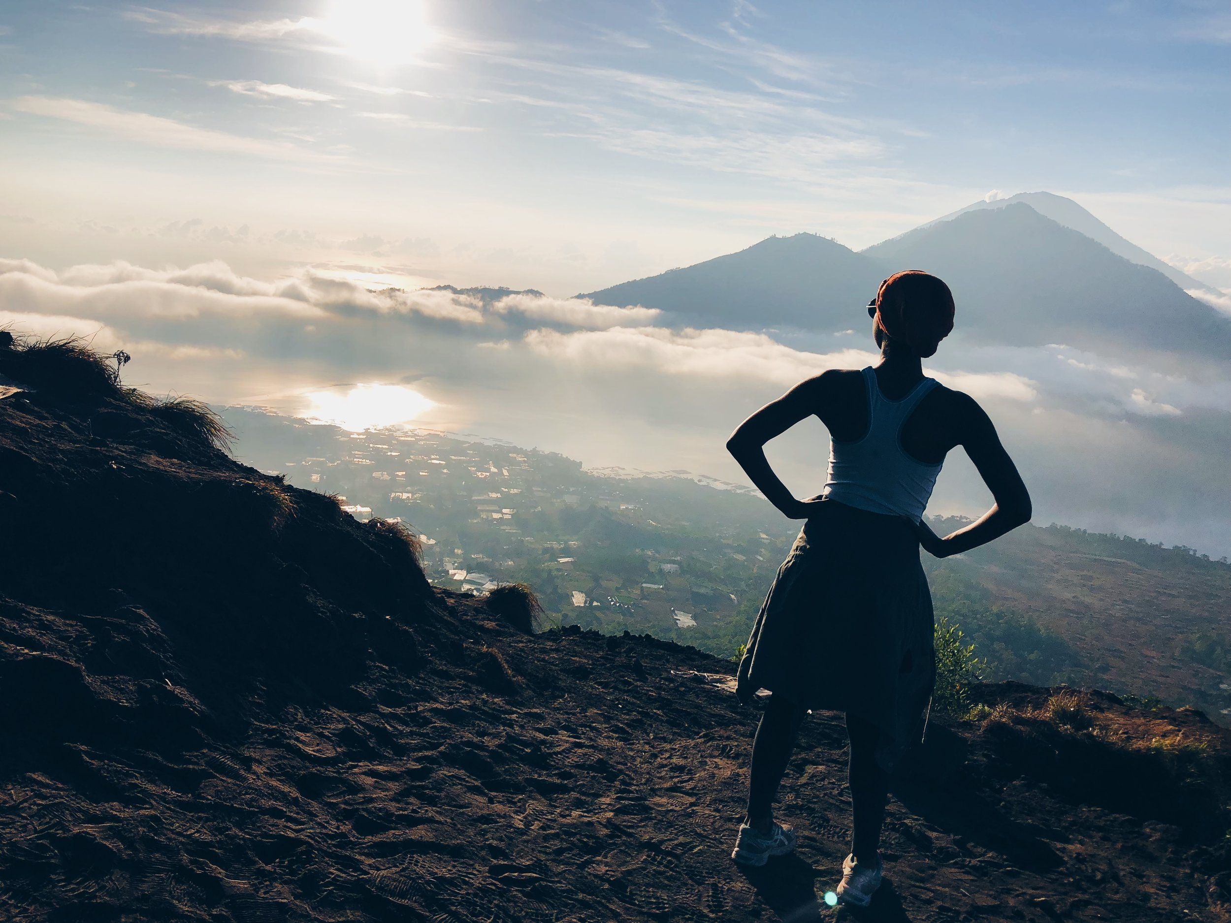 Sunrise Trek on Mt. Batur