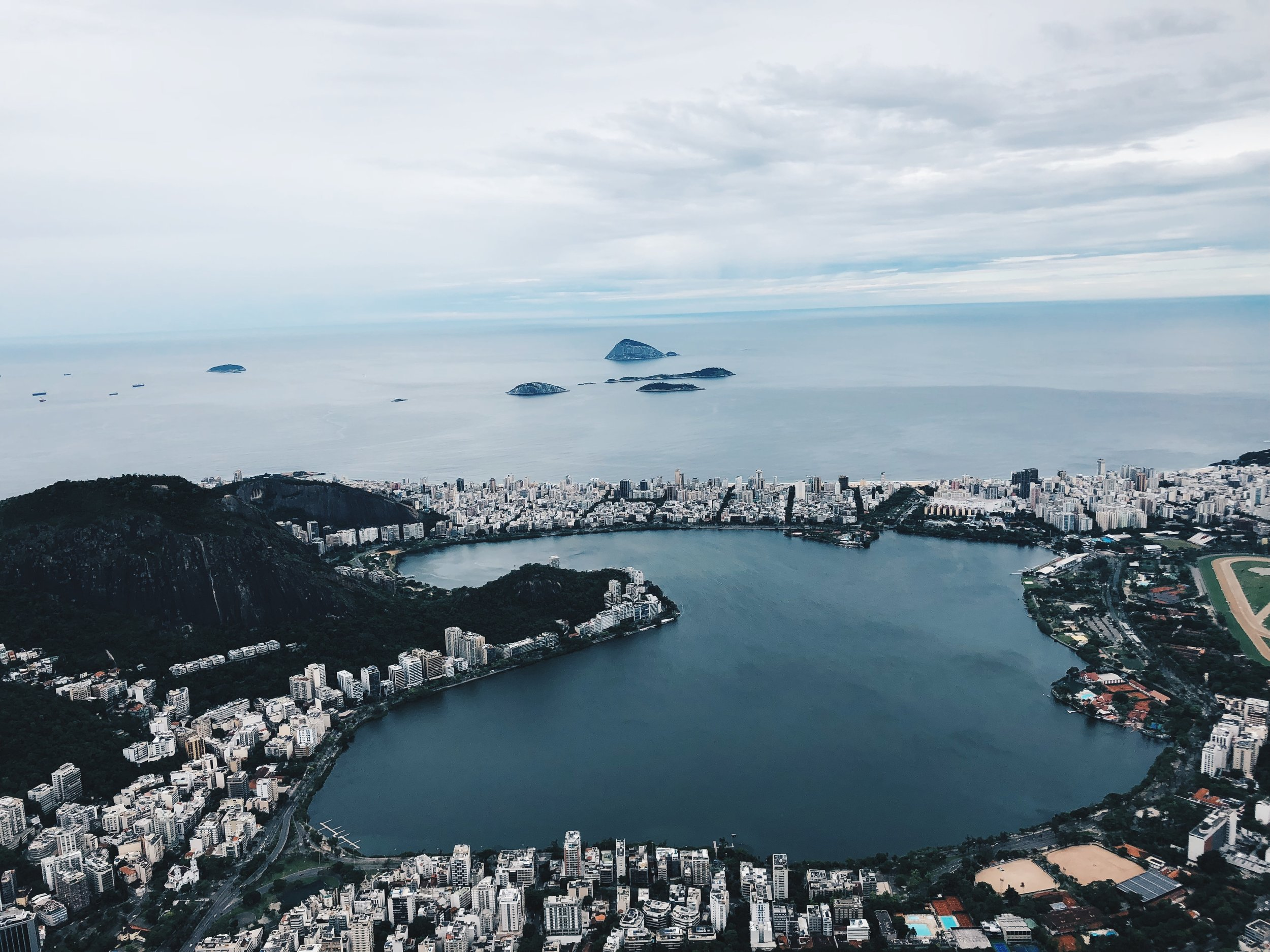 Views from Christ the Redeemer