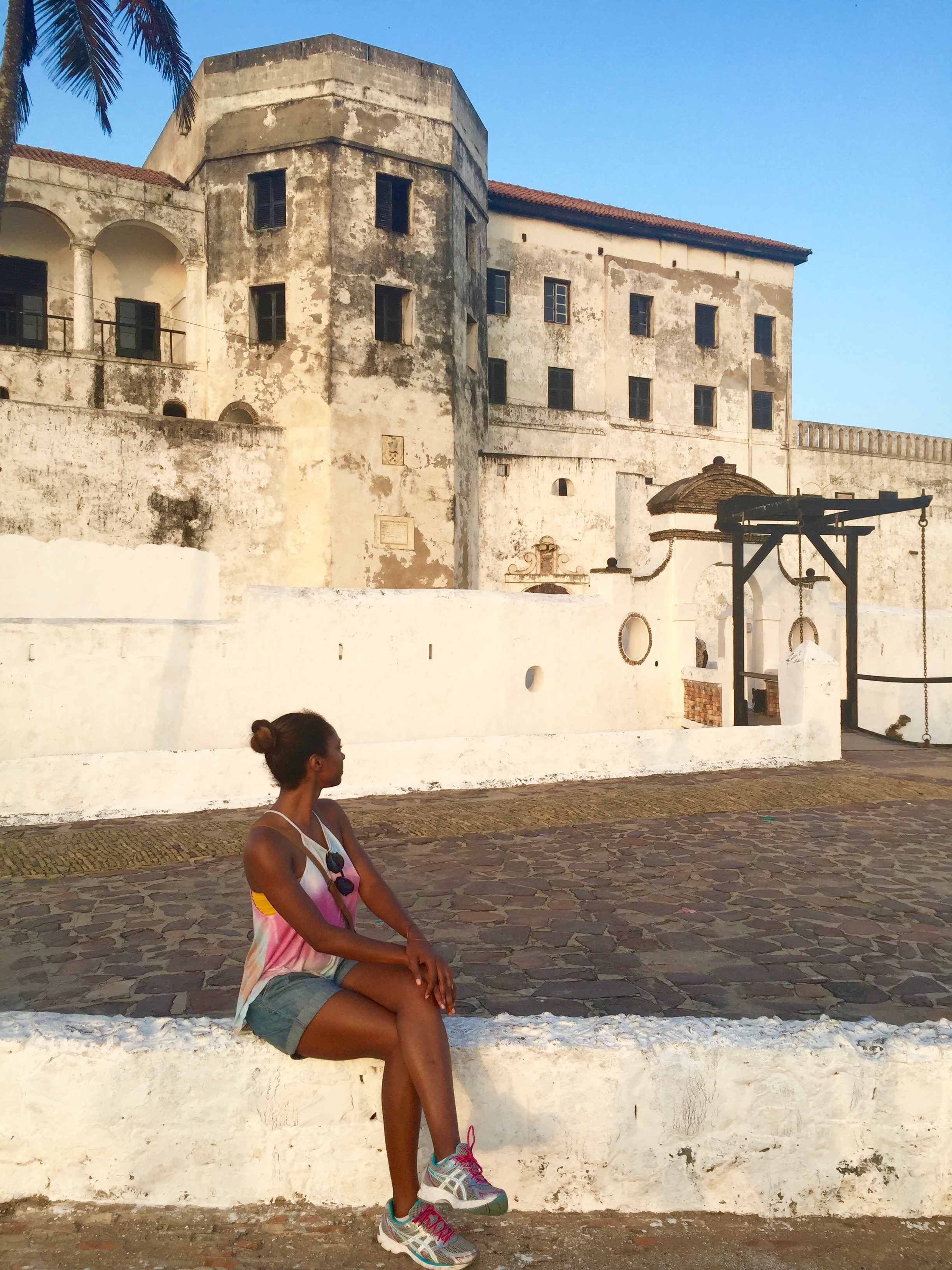 6 Places to Explore African American History & Culture: Elmina Castle