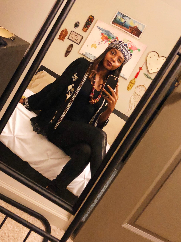 What I wore to Wakanda!