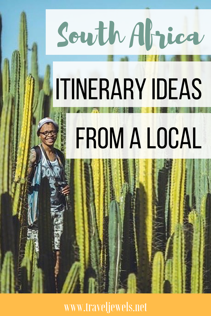 South Africa Itinerary Ideas From A Local
