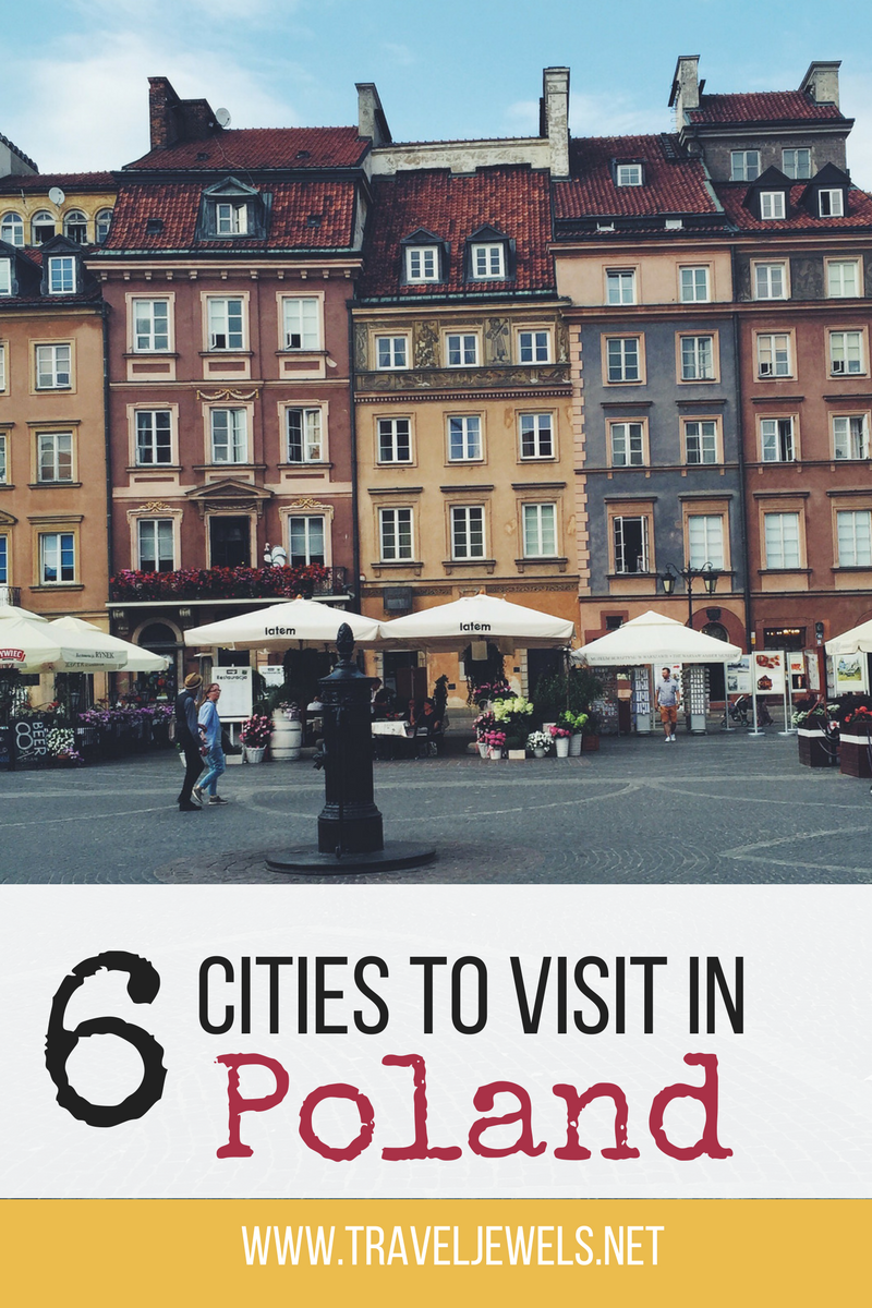 6 Cities to Visit in Poland