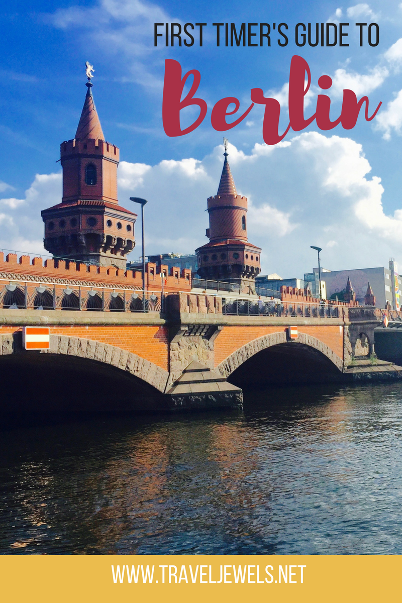 First timer's Guide to Berlin