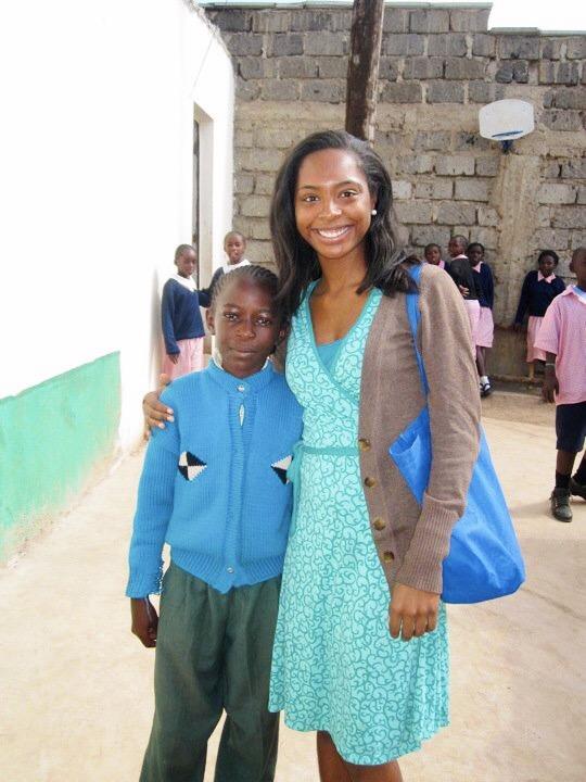 Volunteering at an Orphanage in Kenya