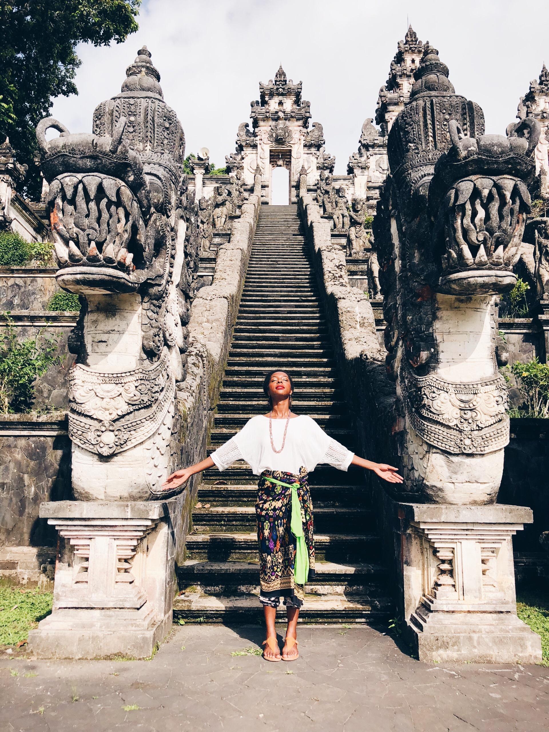 Pura Lempuyang Temple in Bali