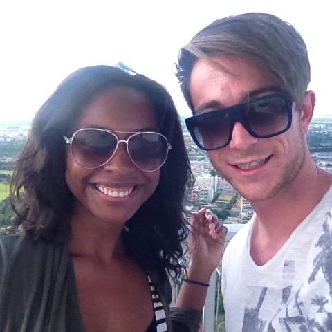 Layover in Munich with a friend