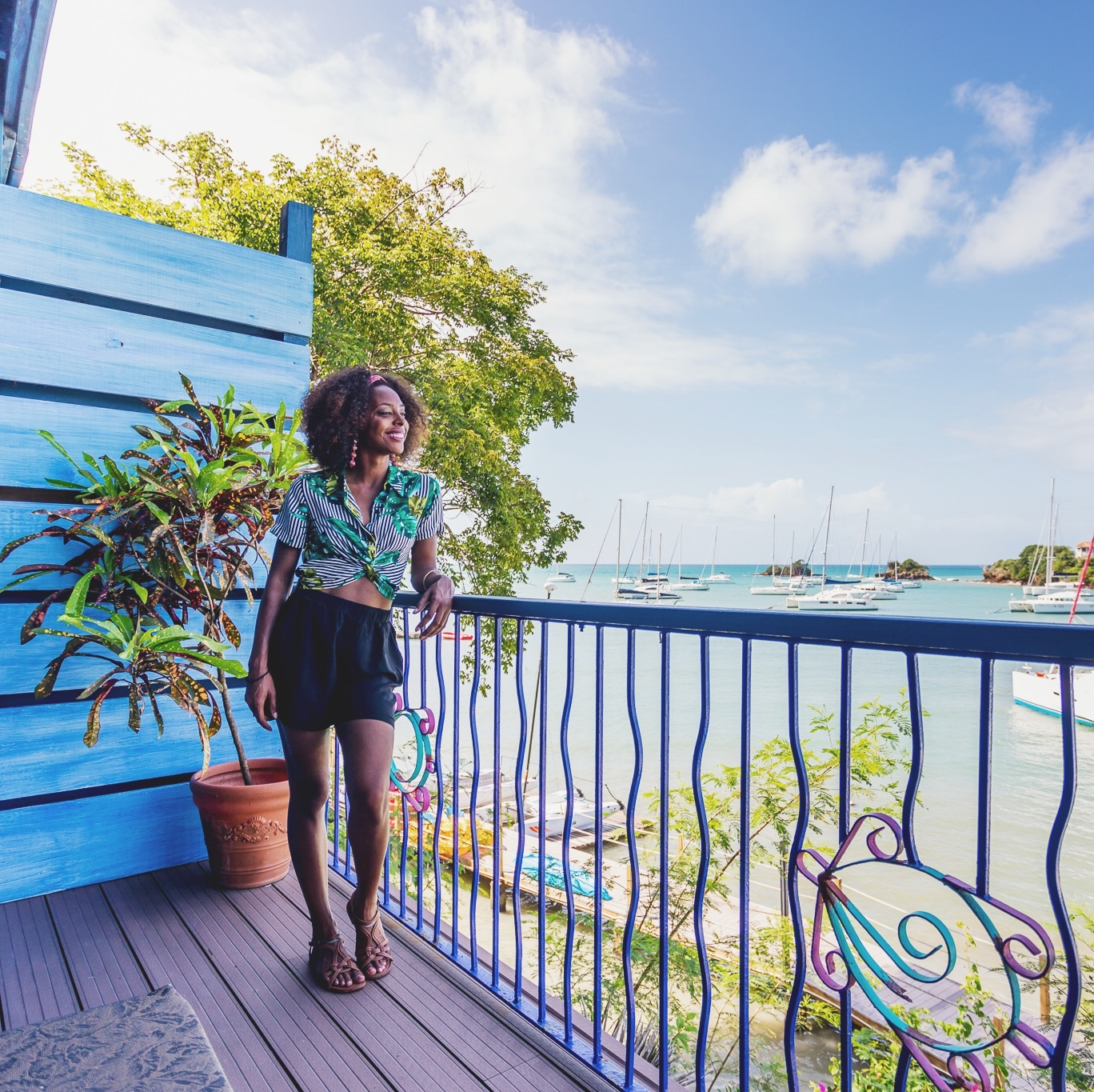 7 Reasons to Attend a Yoga Diving Retreat at True Blue Bay Boutique Resort