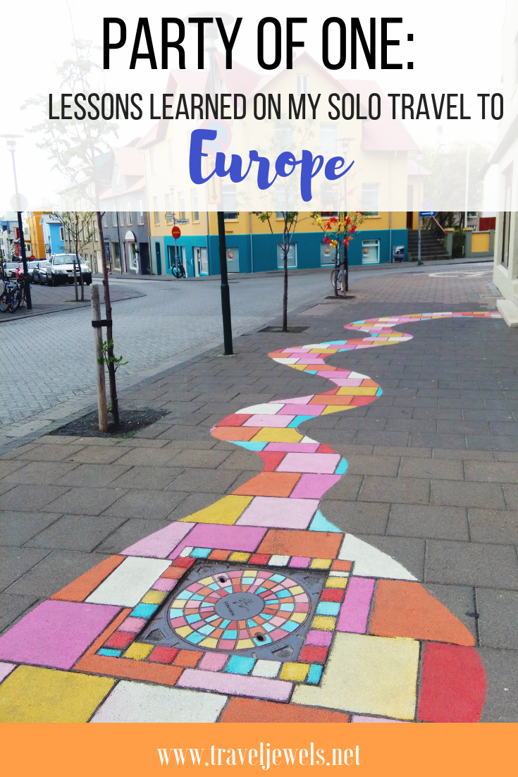 Party of One: Lessons Learned on My Solo Travel to Europe
