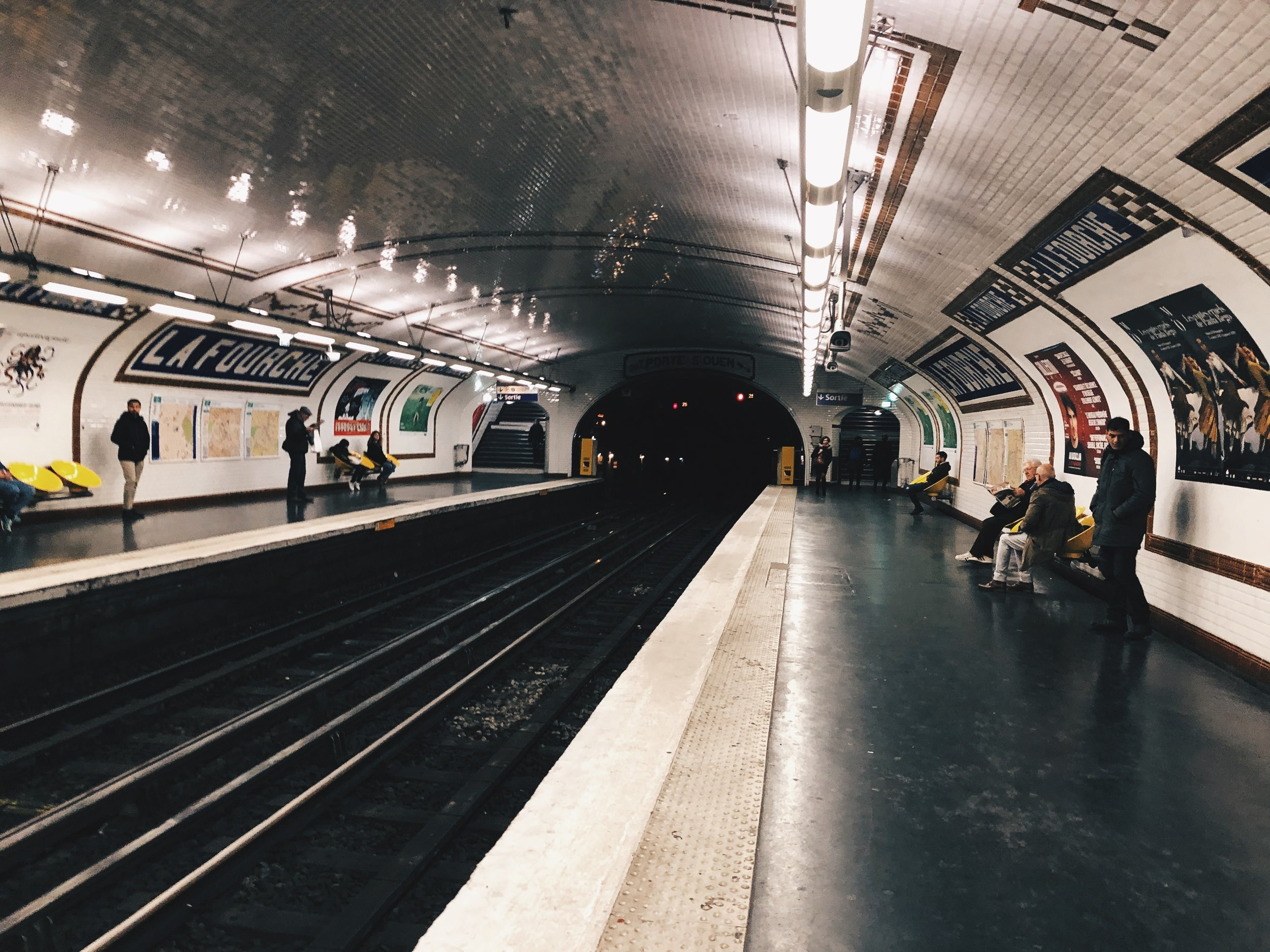Guide to Visiting Paris in November- Public Transportation in Paris