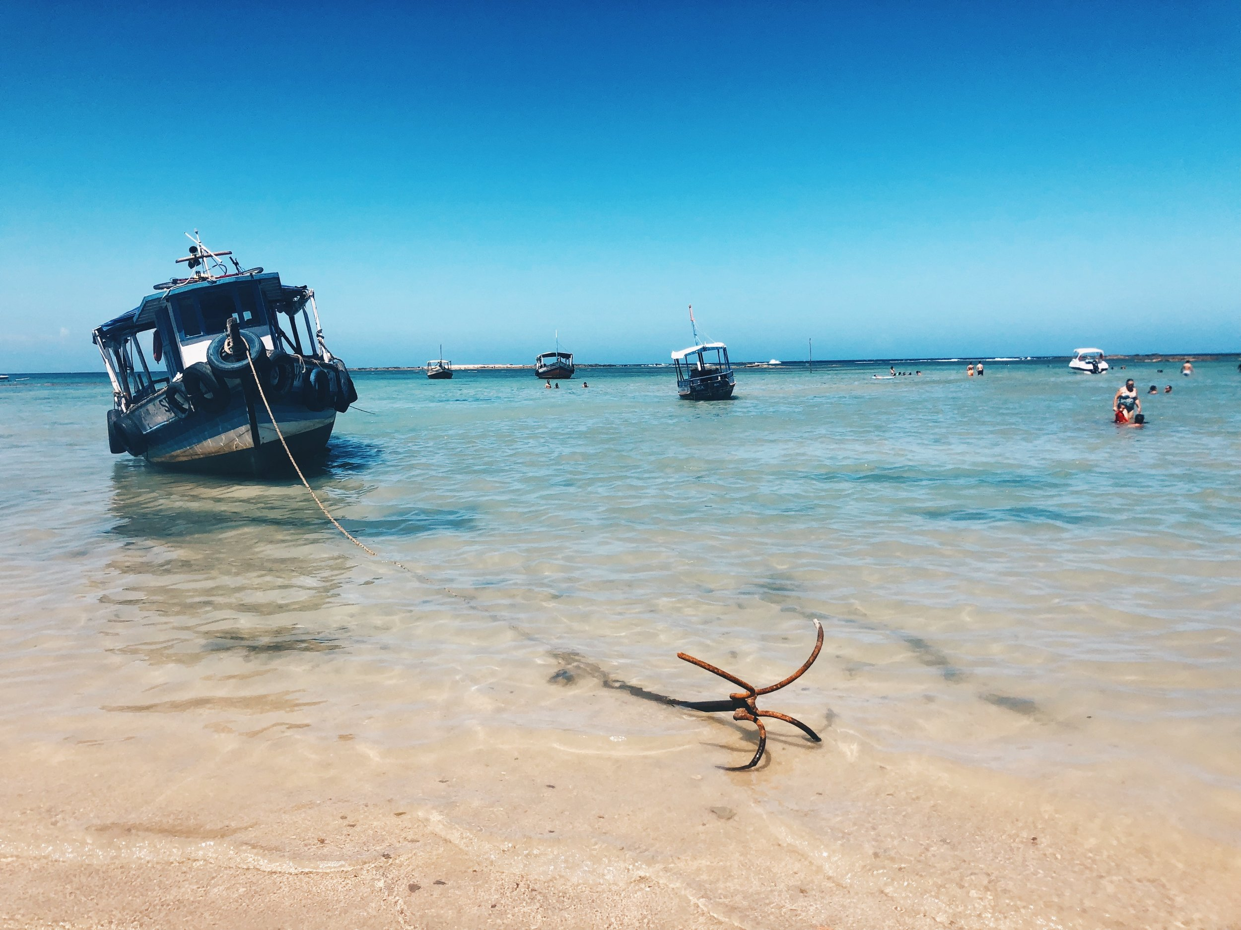 12 Top Travel Moments of 2018- Beach Hopping in Bahia