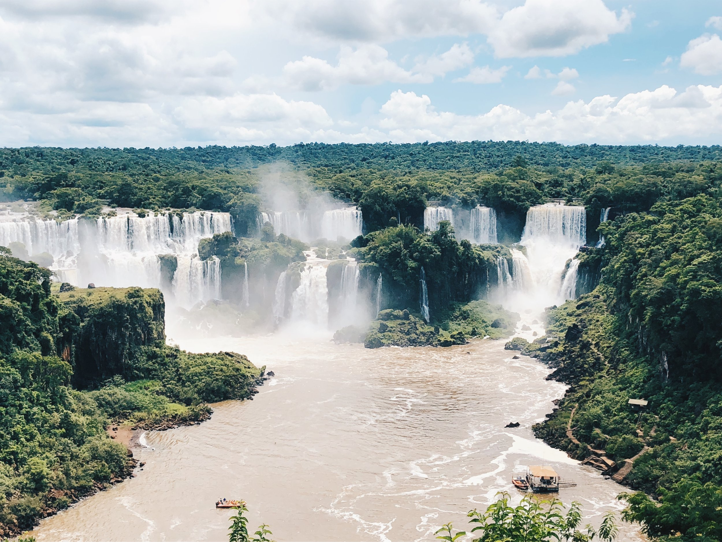 12 Top Travel Moments of 2018- Iguazú Falls