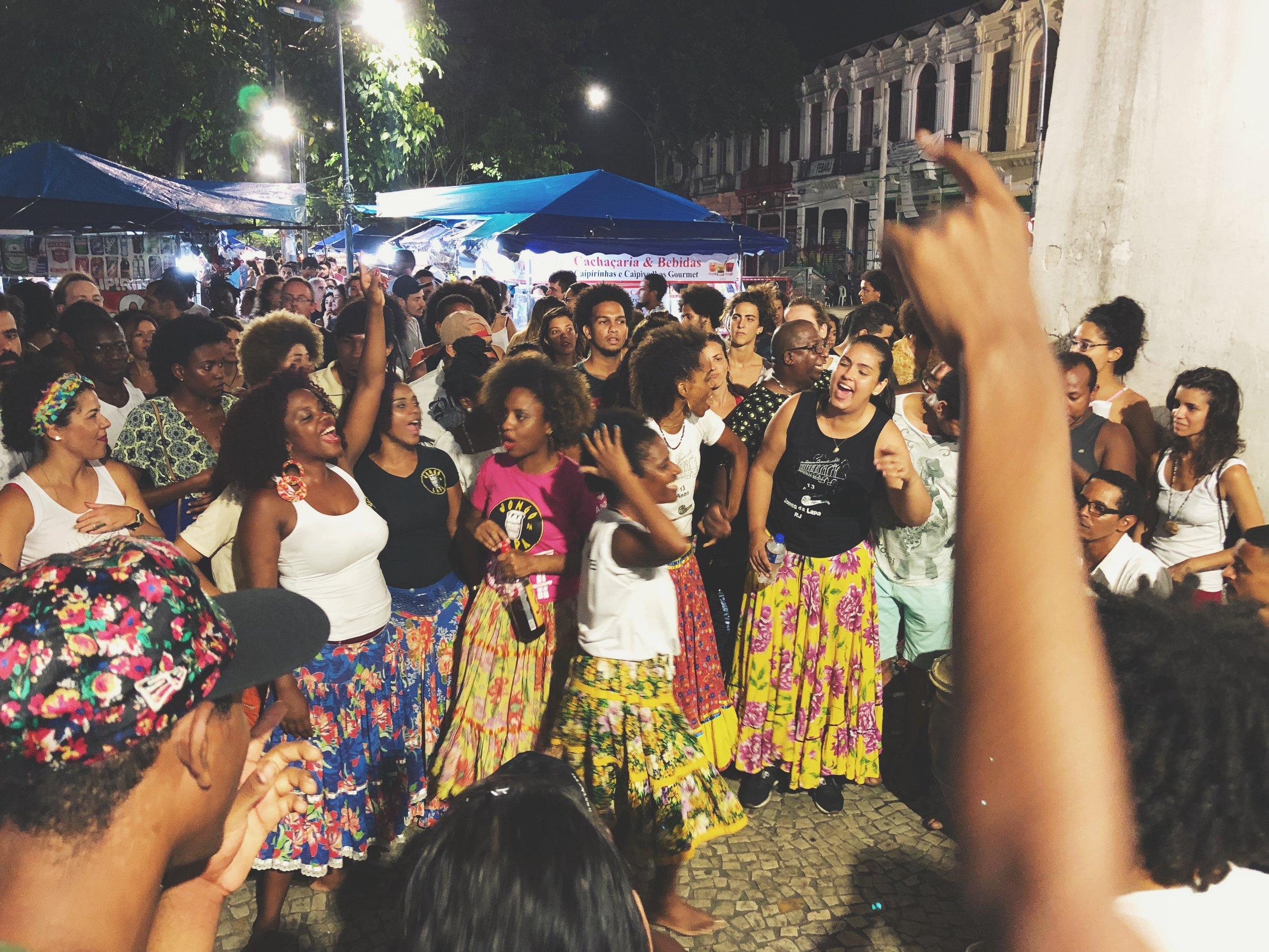 12 Top Travel Moments of 2018- Candomblé Dance Circles