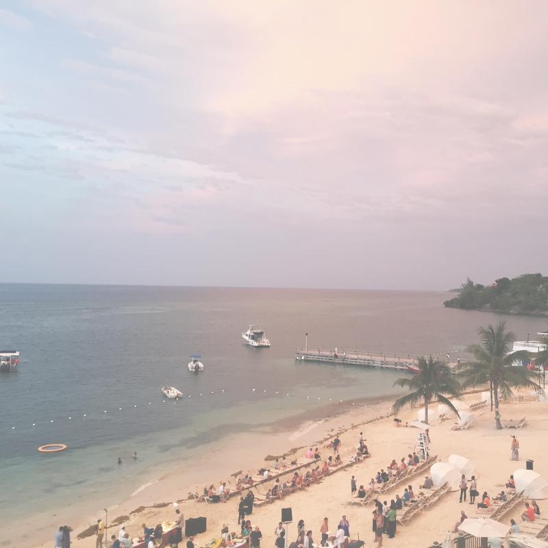 The Caribbean - GrenadaJamaica