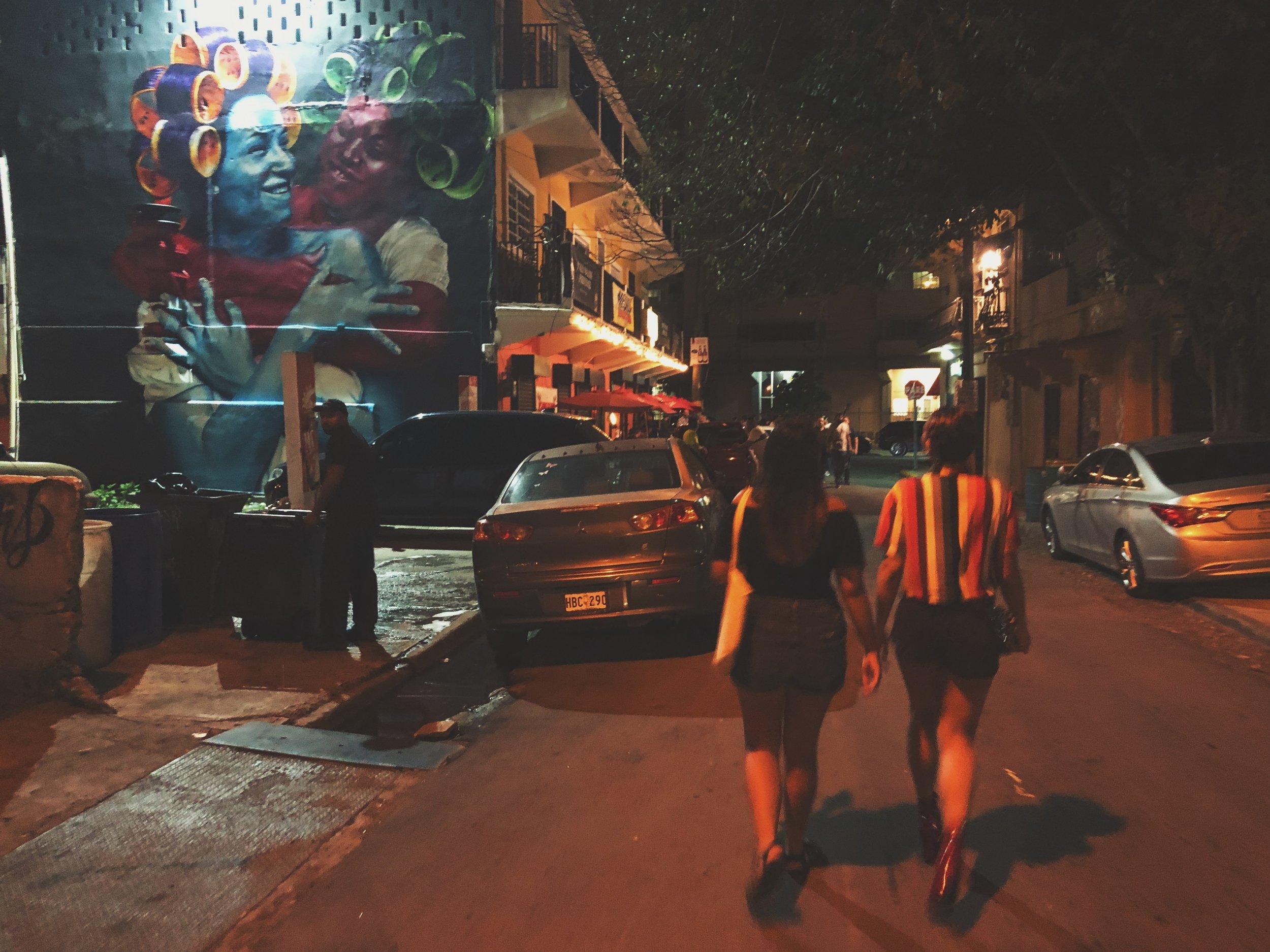 street art in Puerto Rico | la placita de santurce