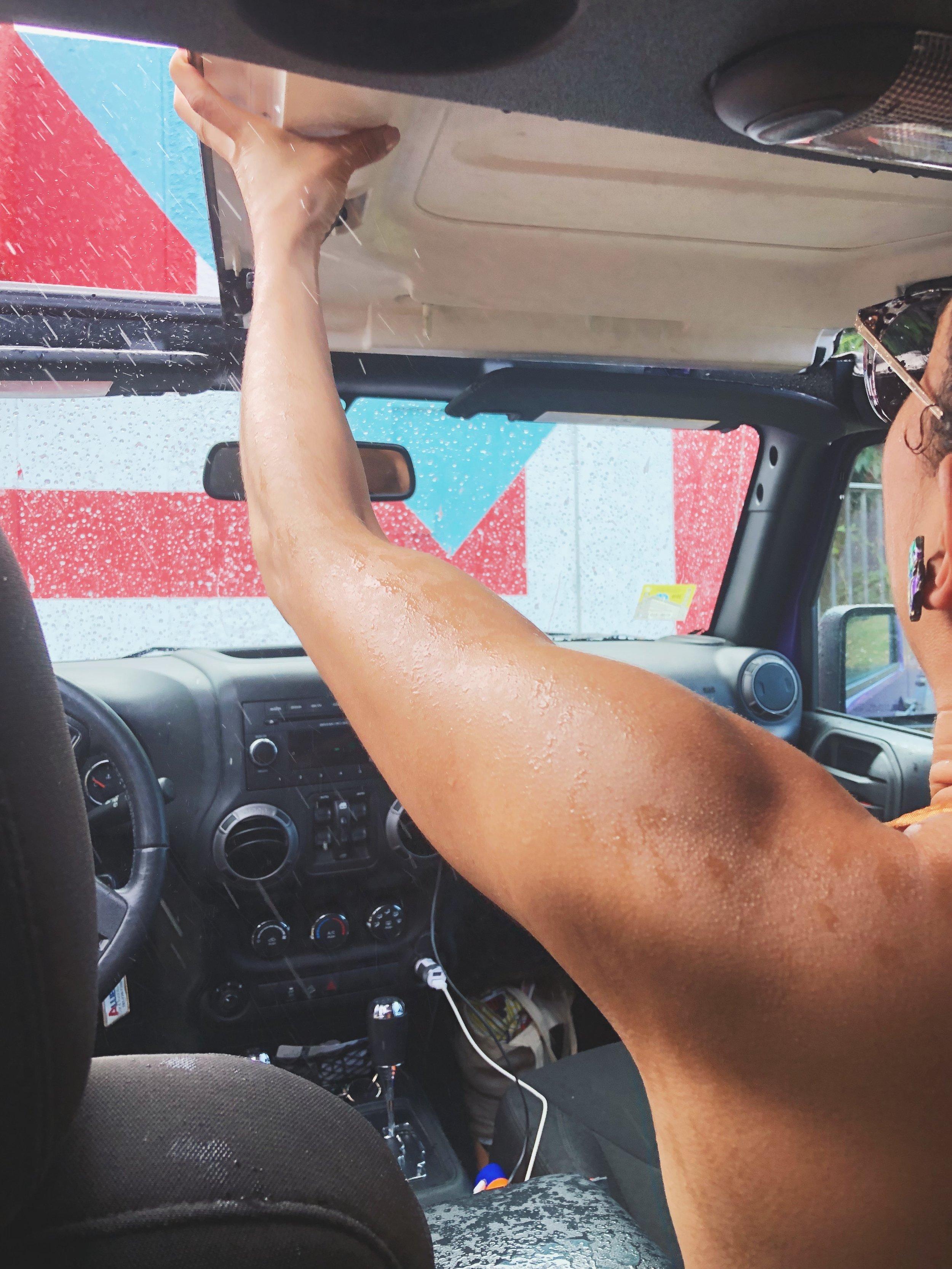 El Yunque Rainforest in Puerto Rico | Driving in Puerto Rico