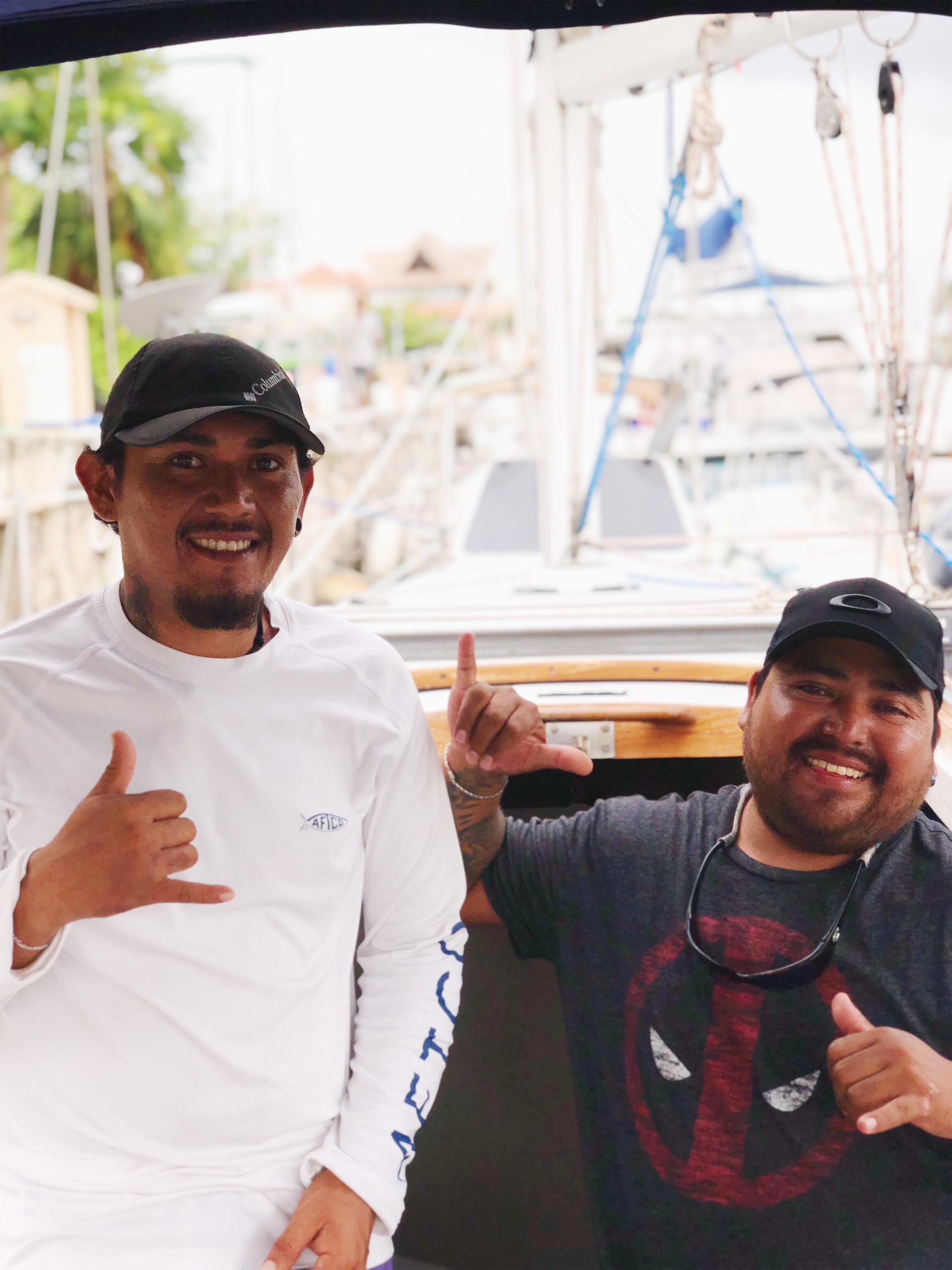 Sailboat Tour in Tulum