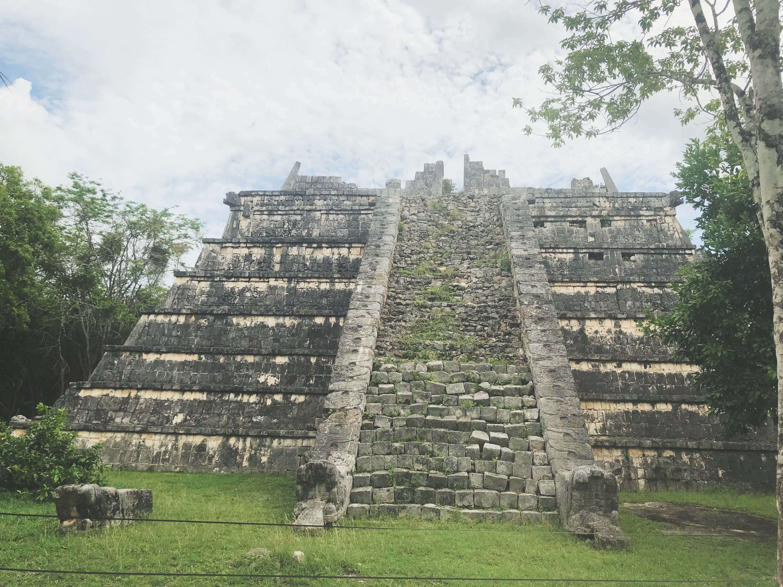 Chichén Ruins