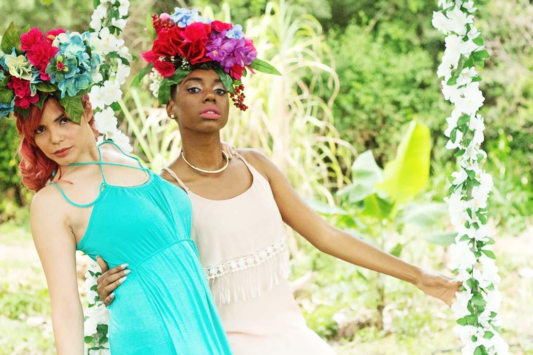 Models: Noralice & Tyjai
