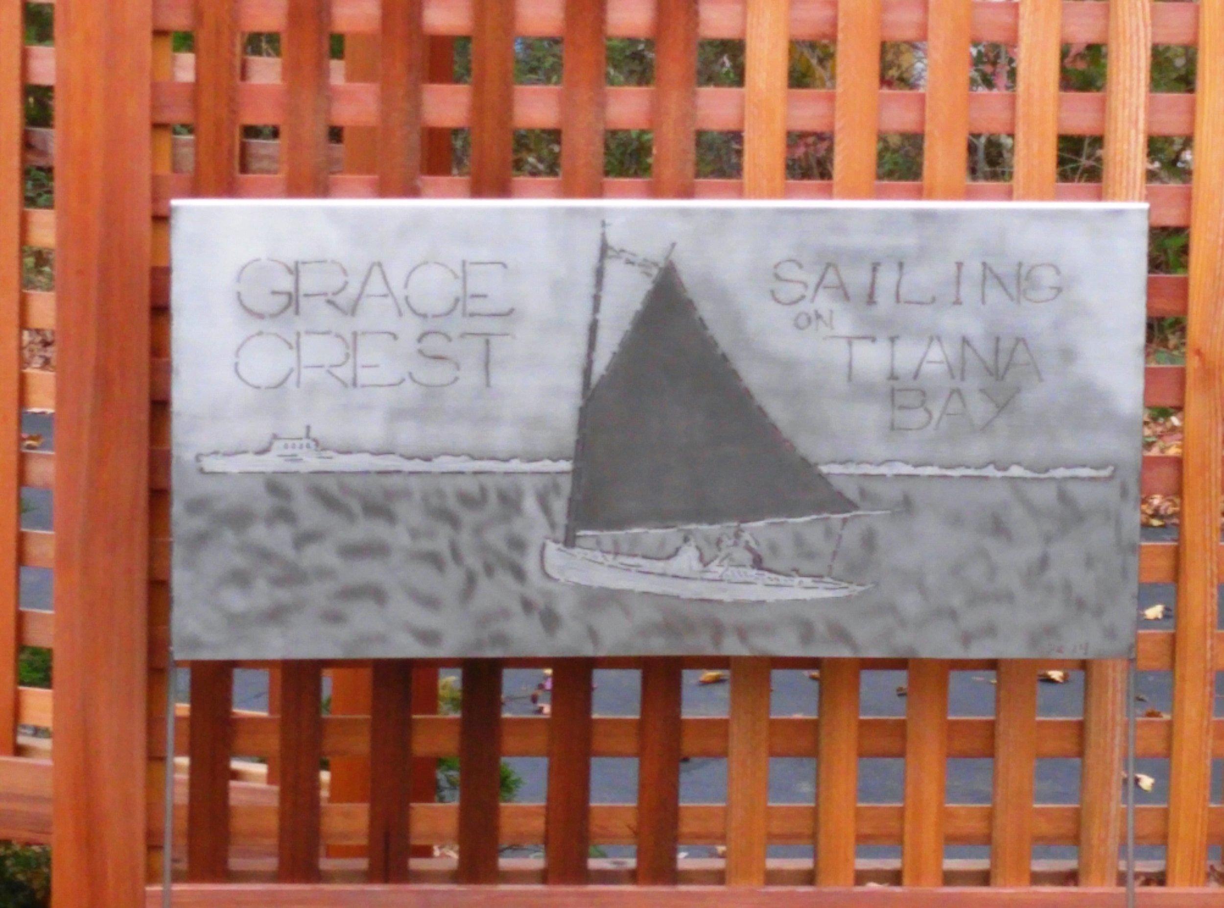 Grace Crest Panel