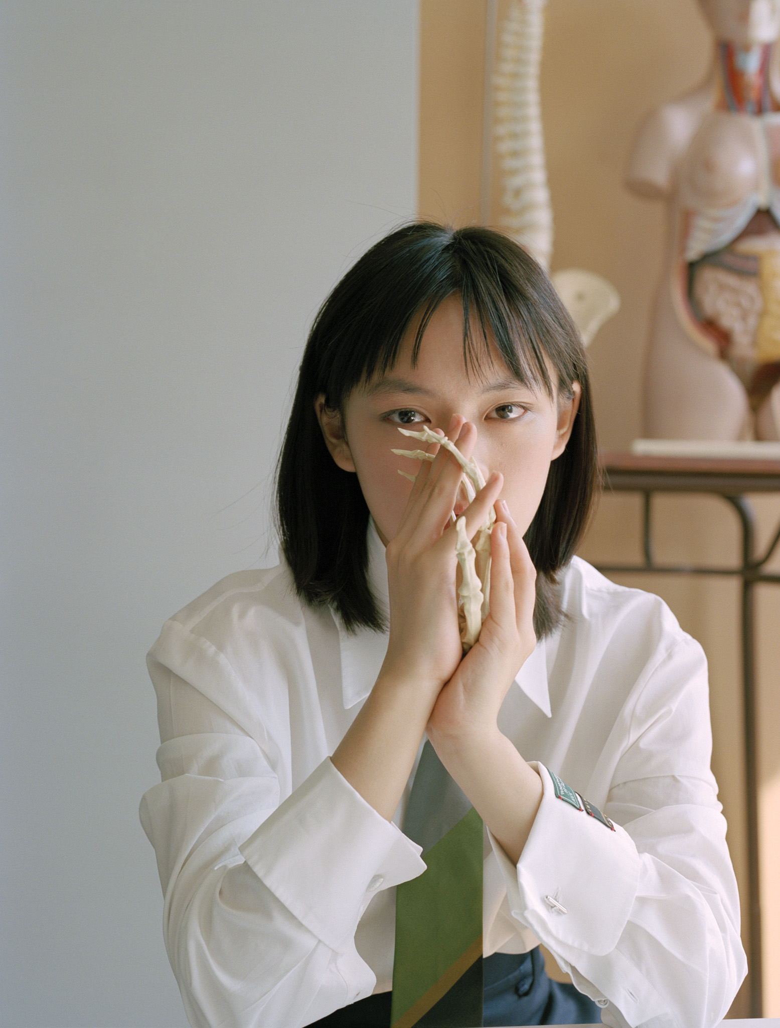 Numero China 201908 Cover Story Wenqi
