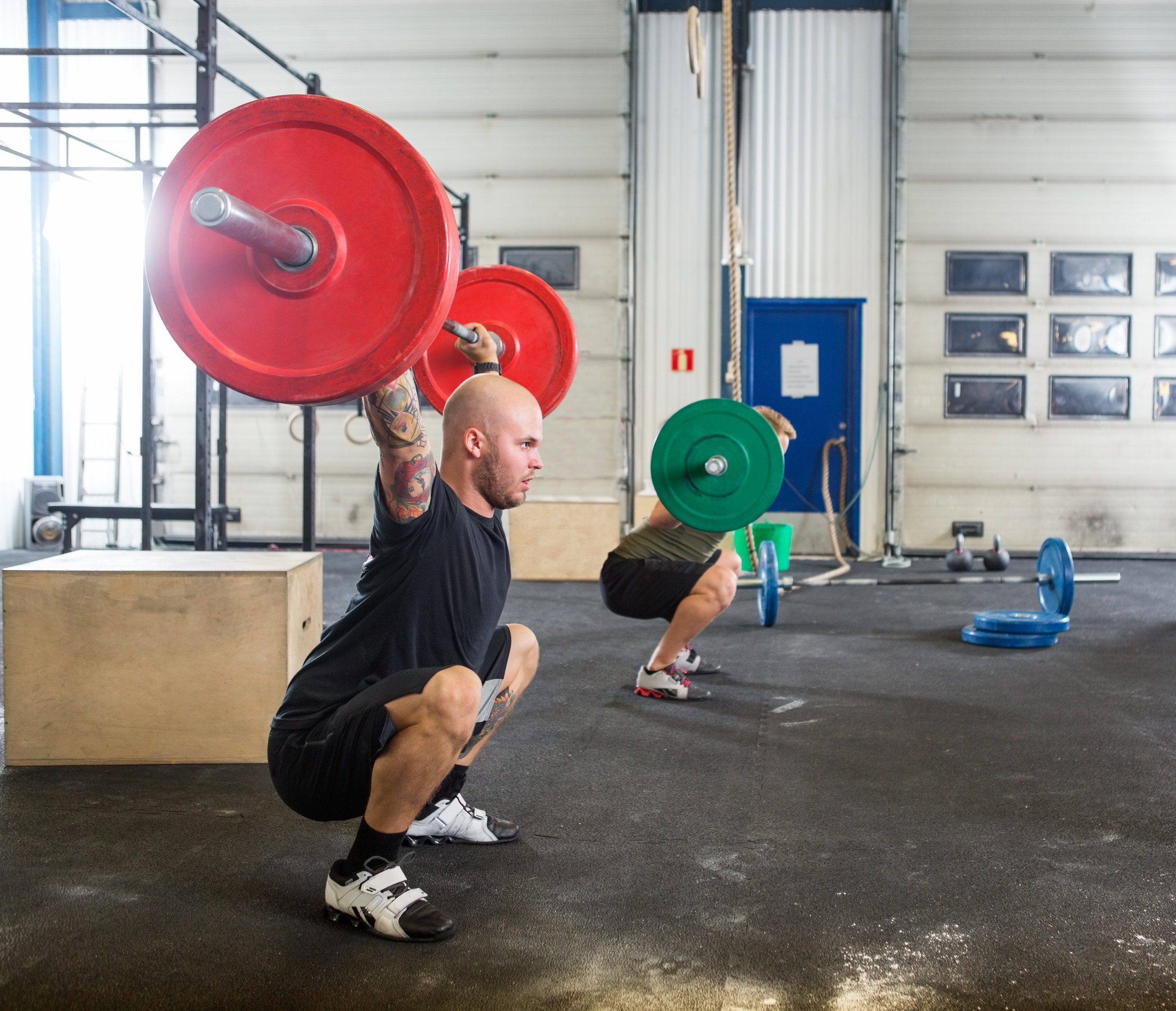 Physio for CrossFit Athletes - Performance, pain, & injury expertise by a Doc that actually understands and does CrossFit