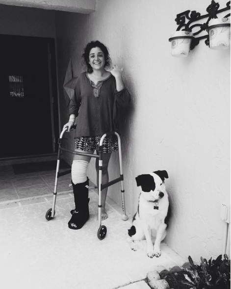 """Looked at the date and realized it's been exactly two months since my bike accident, where I was in a hit and run. A few days ago, I asked a friend this: what if I celebrated the 16th of every month for the rest of my life? Celebrated the kindness of Jesus and the richness of relationships? It feels like I've changed so much these past few months, Holy Spirit is such a comfort. The other night I had a friend tell me, """"I don't know why it happened. But I know you're loved. And even if you end up sharing this testimony and changing lives, ultimately, Jesus doesn't want to just use you. He wants to love you."""" // man I've felt so loved by Papa. I have lists of his thoughtfulness, his love through this. ((Also, Its fun that I'm here with the Millers today; trips to see them have been the bookends to this little crazy adventure.))"""
