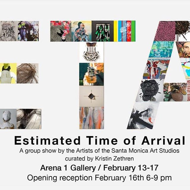Next door to ALAC Art Fair. Come visit!!! Arena 1 Gallery and Studio 23A #art #artist #contemporaryart #painting #sculpture #santamonica #santamonicaairport #artfair #artist