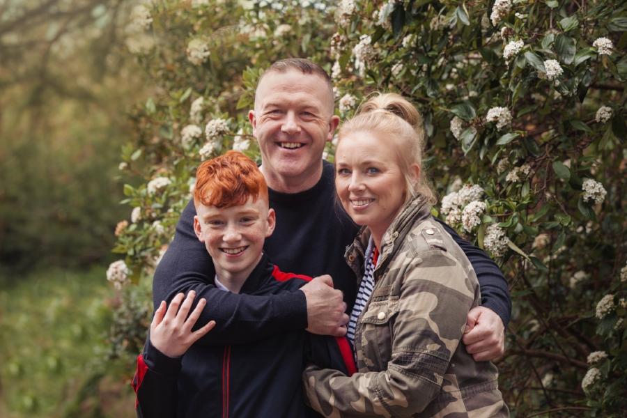 melbourne Outdoor Family Photoshoot