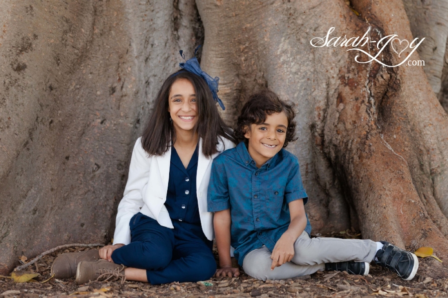 Family photo shoot in Melbourne