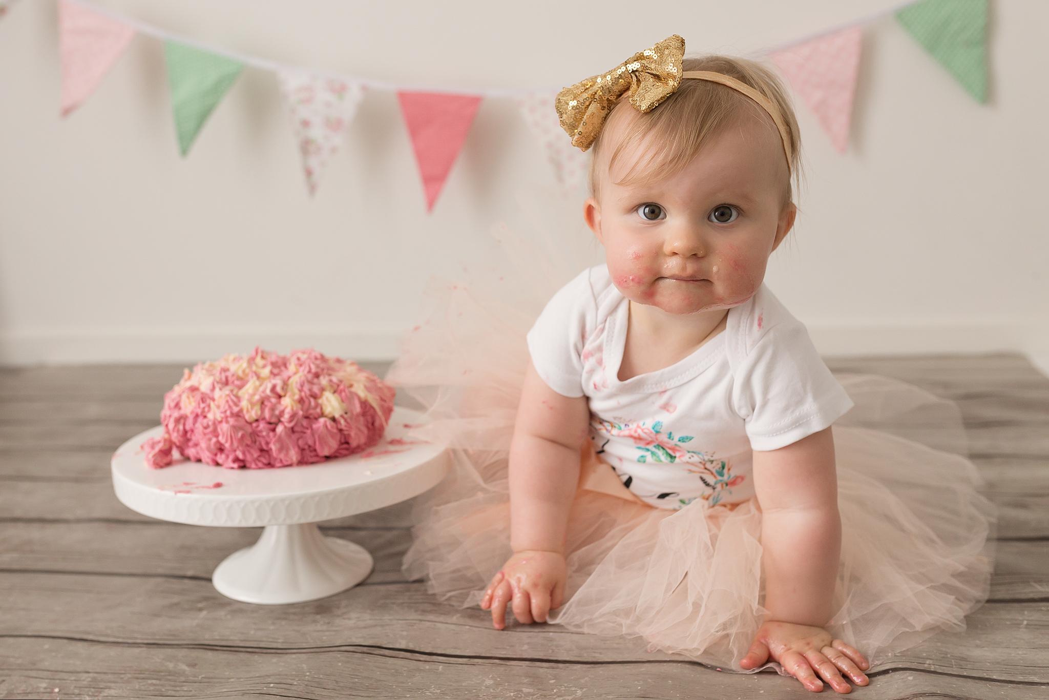 cake smash photoshoot melbourne