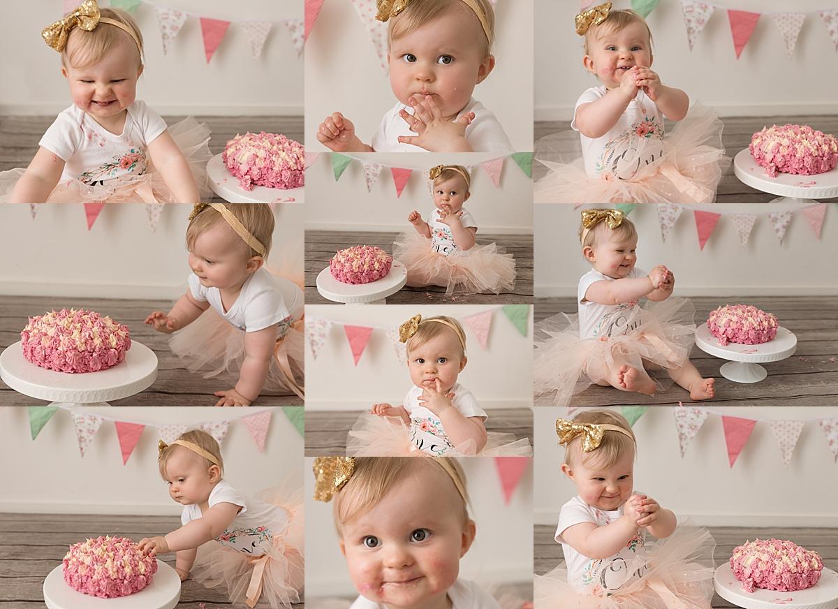 best cake smash photographer in melbourne