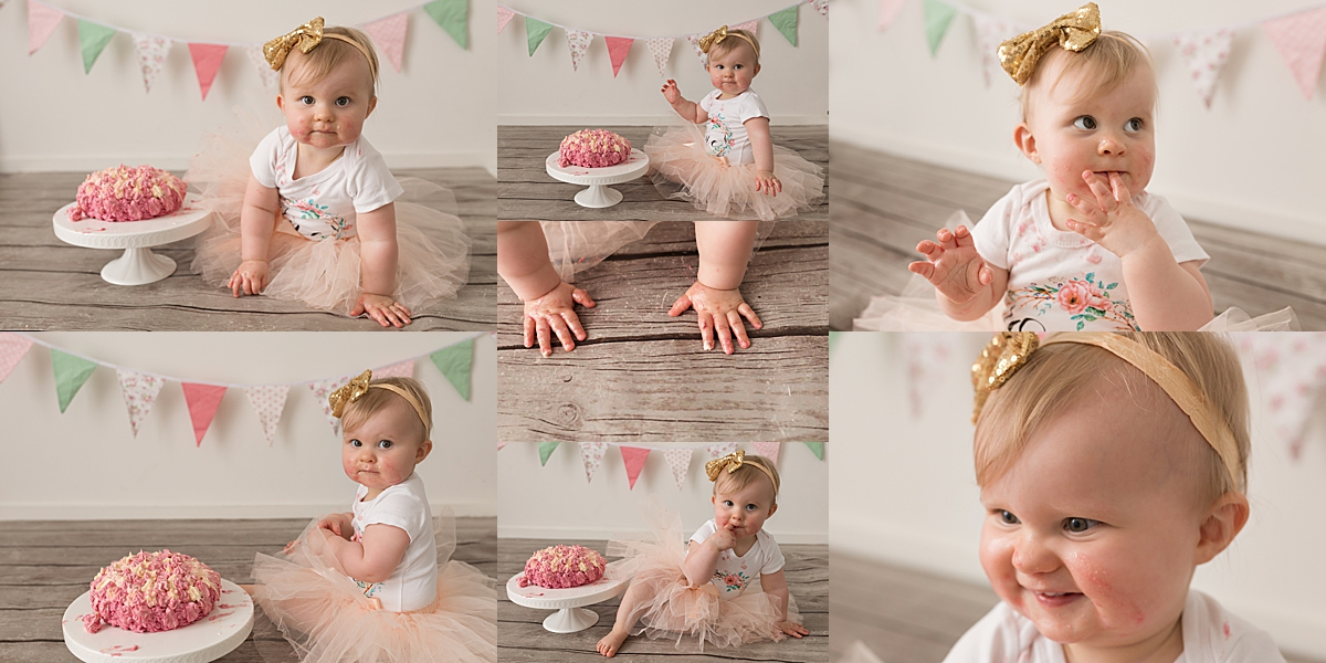 best cake smash photographers in melbourne