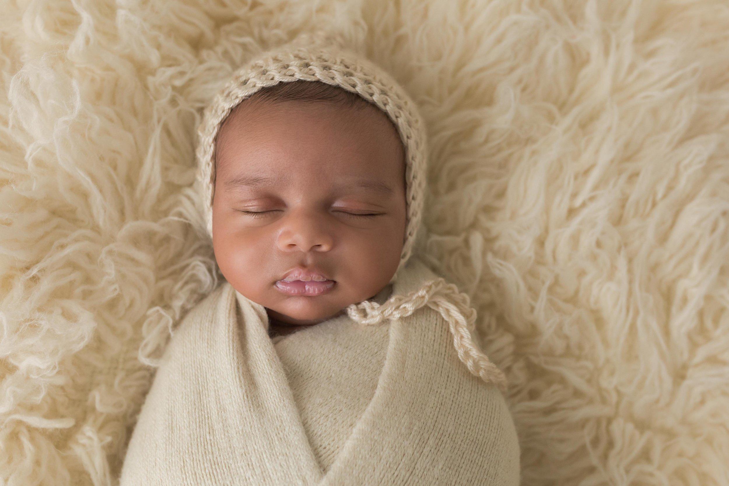 newborn baby boy photoshoot