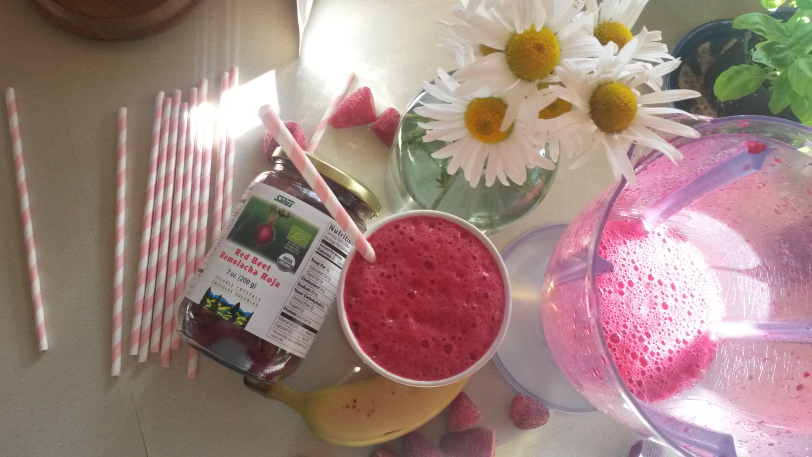 Anna Frost Flora Spring into Summer Smoothie