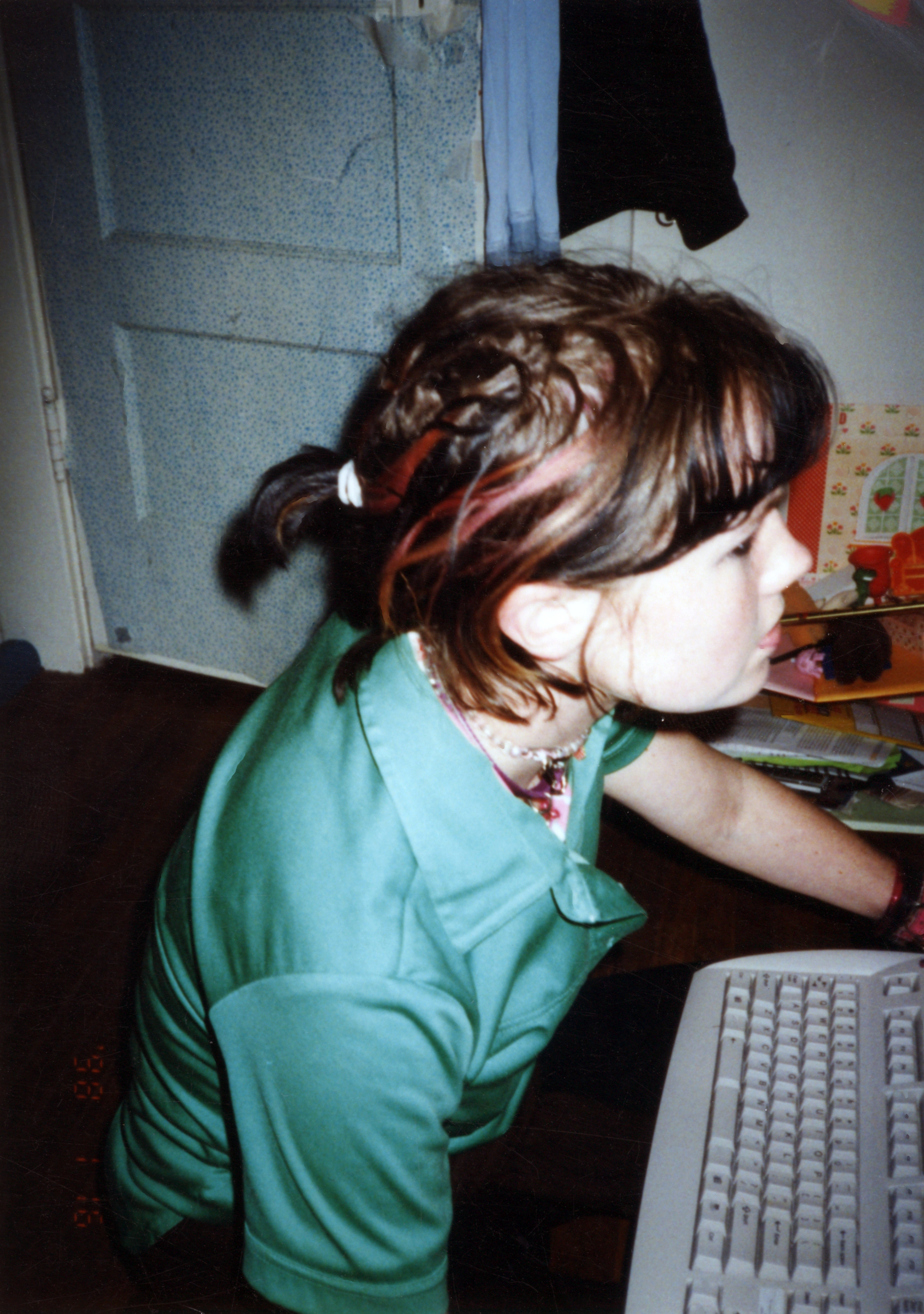 Chances are high I was on AOL, chatting with my friends, and asking them if they hated me.