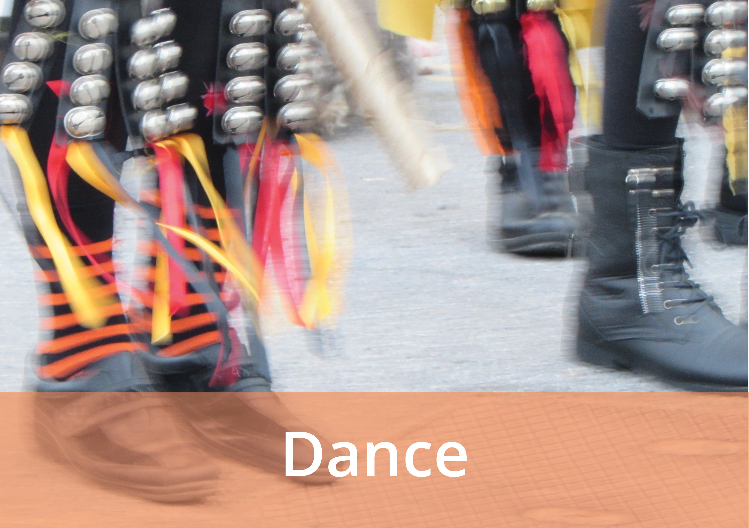Image Gateway to Dance page
