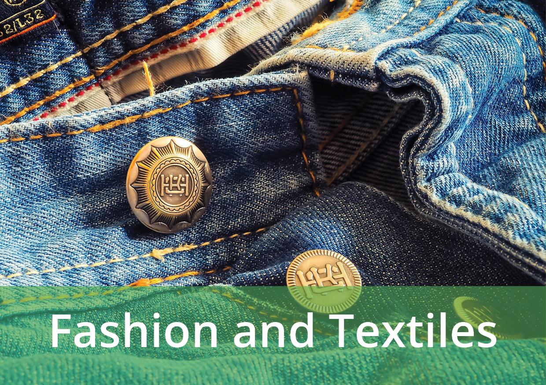 Image Gateway to Fashion and Textiles