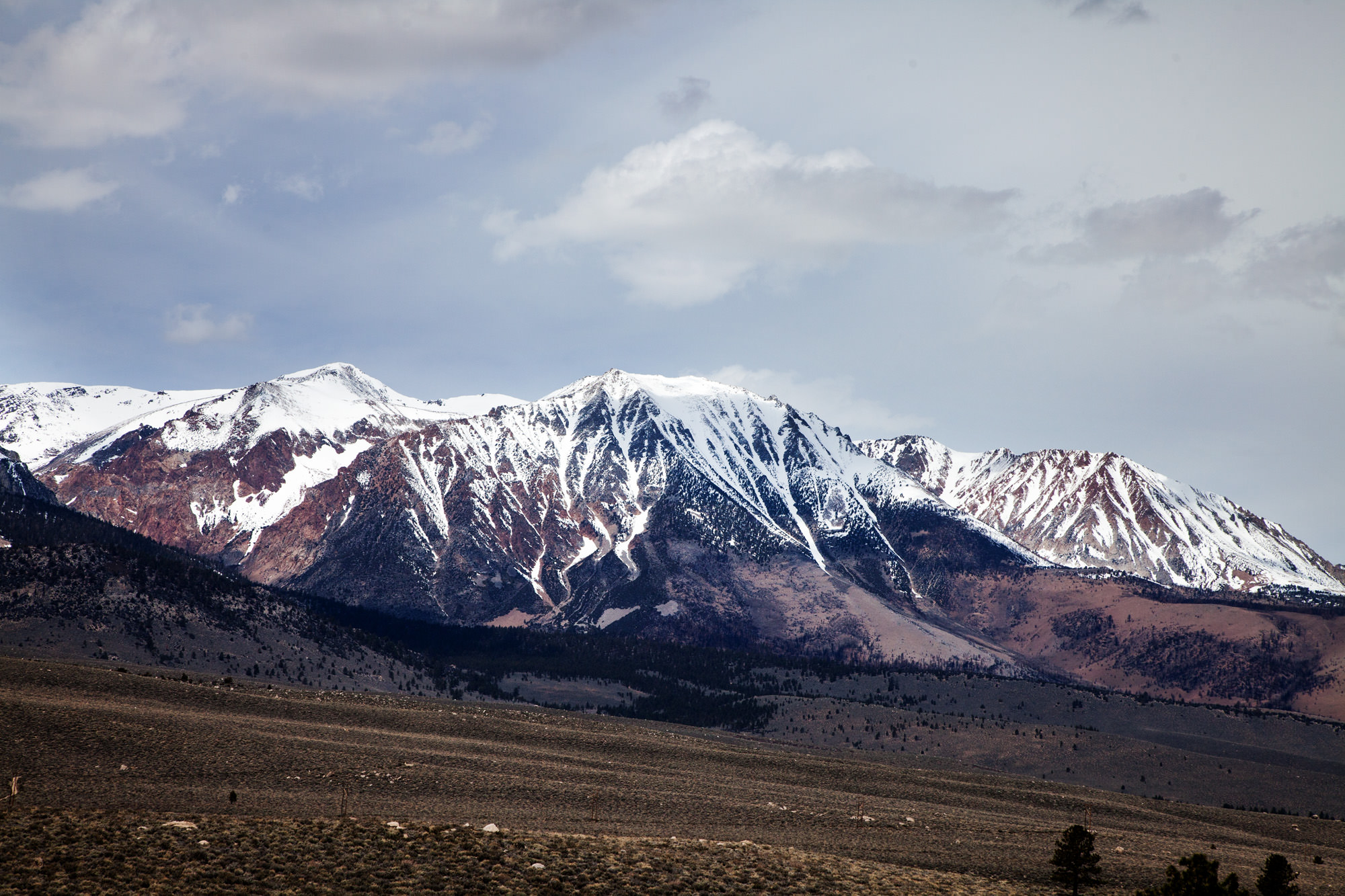 Sierra Nevada from Bishop