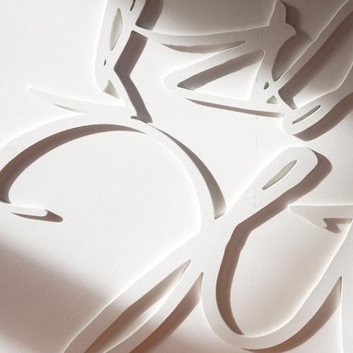 Wandrelief: Kraftvoller Licht-/Schatten-Effekt (c) Jörg Schmitz