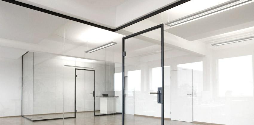 Ein Raum ist ein Raum ist ein Raum – Glas schafft Transparenz, erfordert jedoch sensible Raumplanung