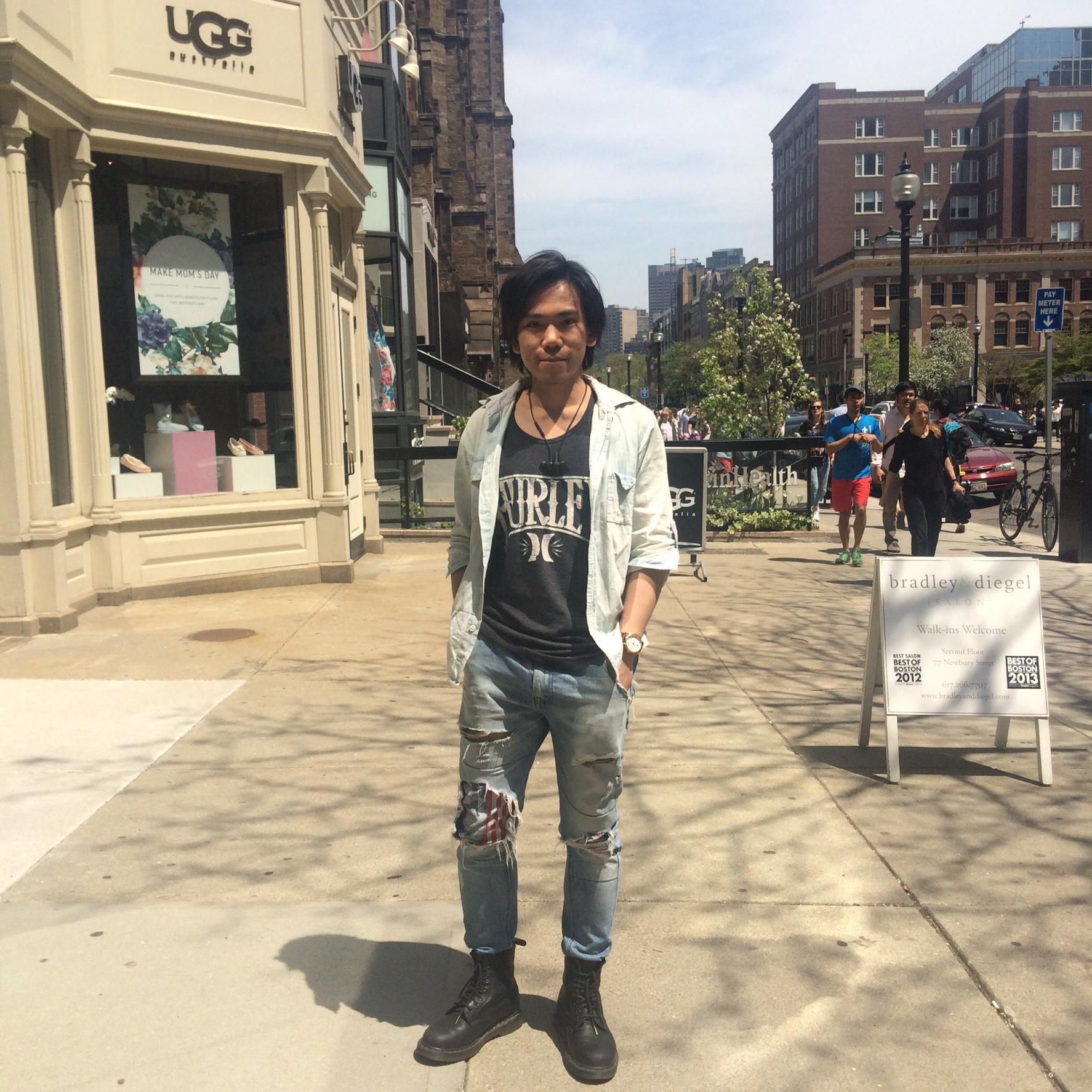 Weijun, The Rockstar